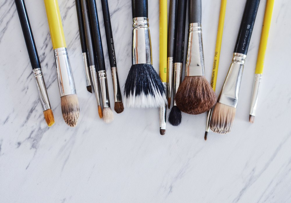 CLEANMAKEUPBRUSHES