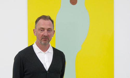 Tagsmart Certify Founding Artist Gary Hume