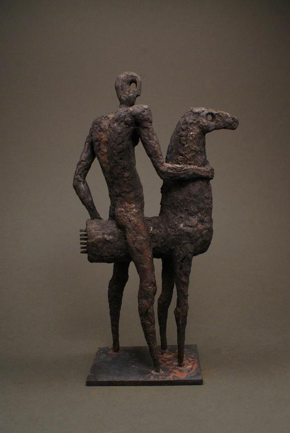 - Gediminas Endriekus, Plaything, 26,8X7,5X14,5 cm