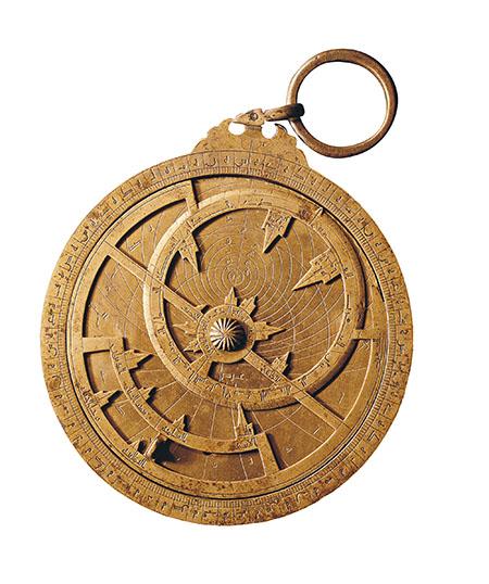 Astrolabe Ahmed Ben Khalaf Tagsmart Groucho Club