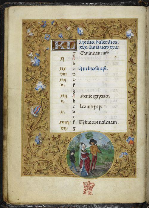 Medieval Manuscript Tagsmart Art Certification
