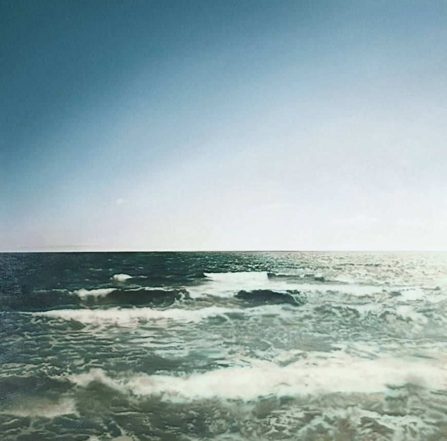seascape by Gerhard Richter Tagsmart Artist Dinner