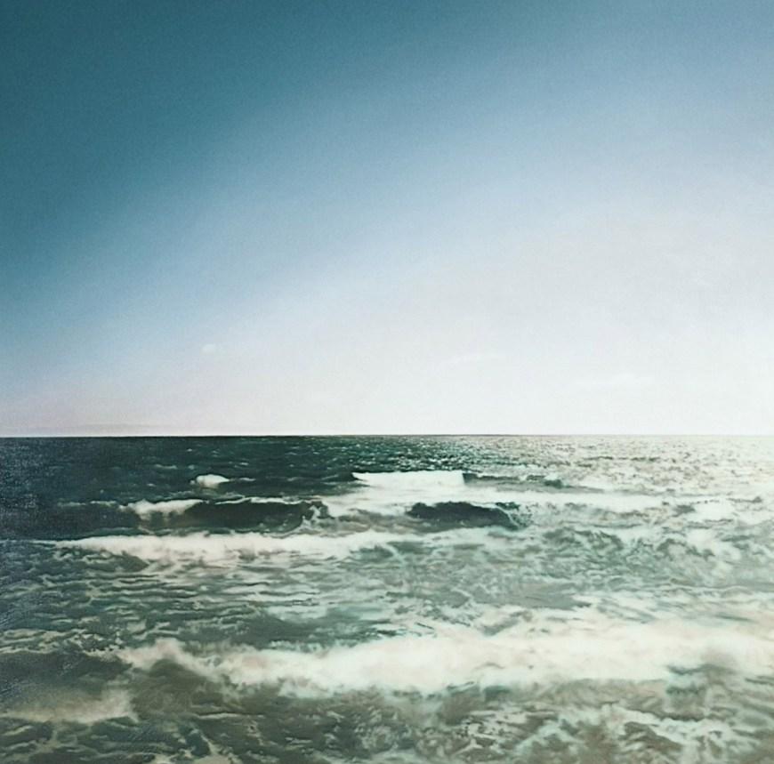 seascape by Gerhard Richter Tagsmart Artist Dinner