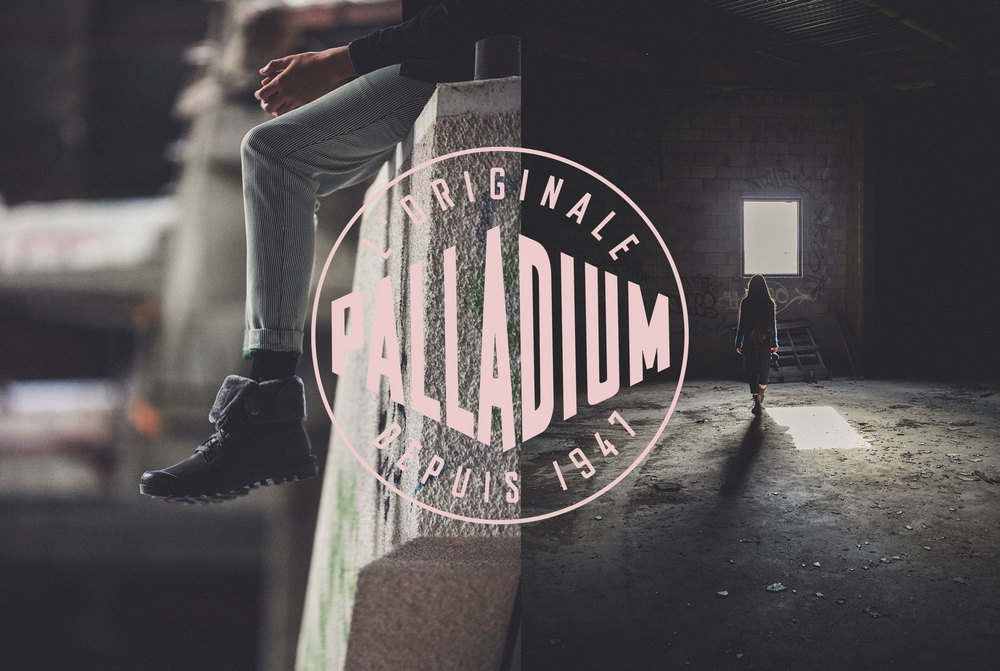 >>  PALLADIUM BOOTS