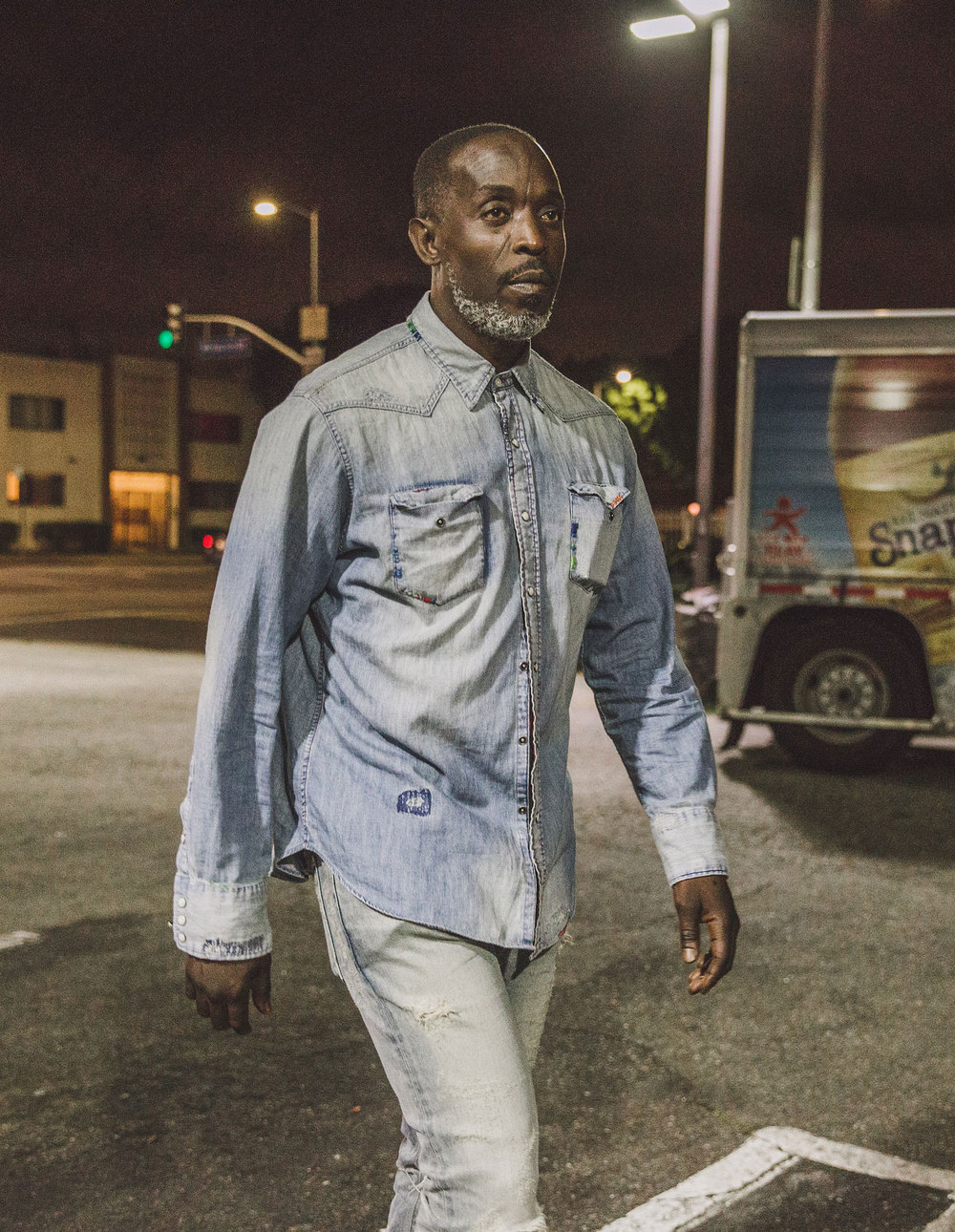 >>   MICHAEL K WILLIAMS  for  VICE