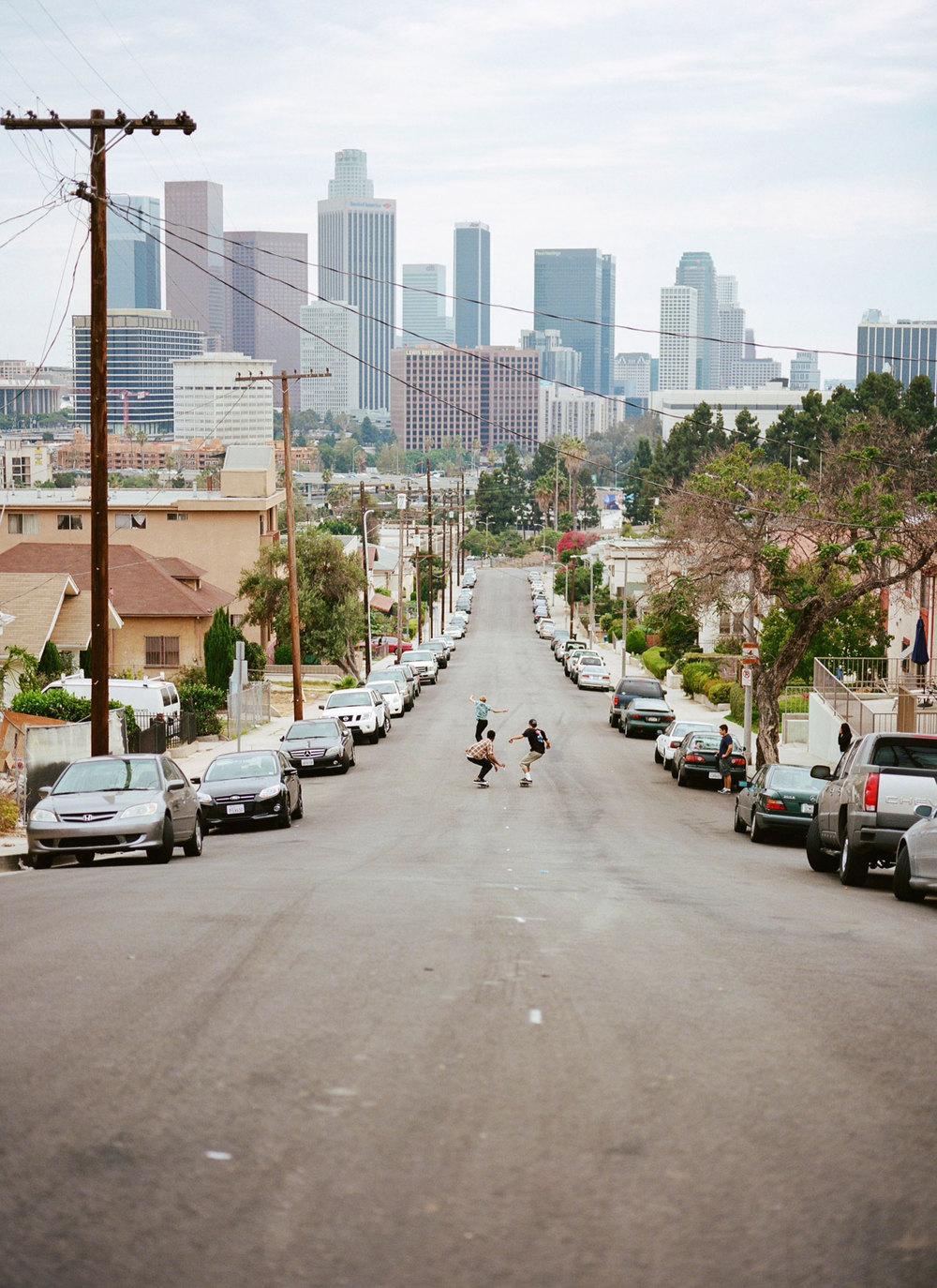 >>   LOS ANGELES