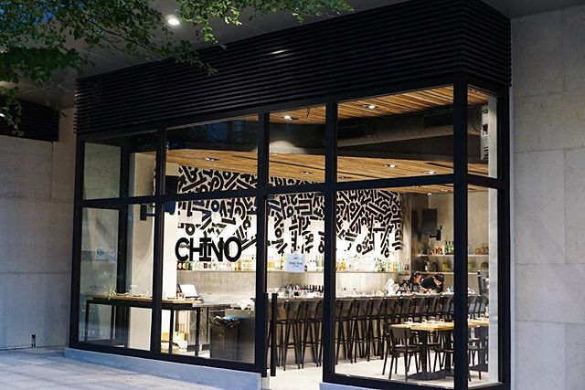 Our family just got a little bit bigger. Congrats to our CHINO MNL family! If you are in Manila, make sure you stop by.