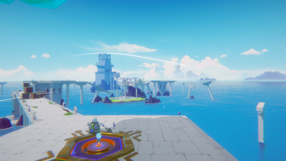 Two very different, yet incredibly gorgeous levels.
