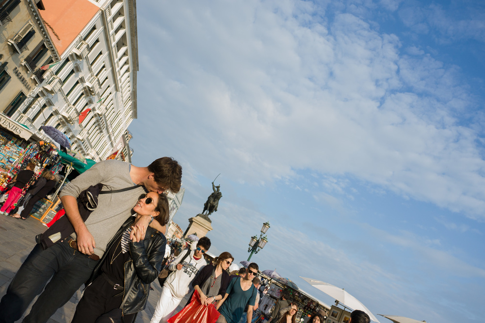Romance City, Venice, Italy