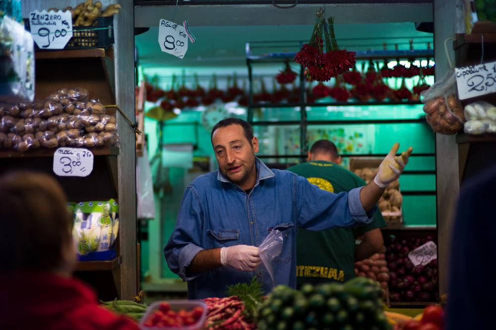 Rialto Market, Venice, Italy