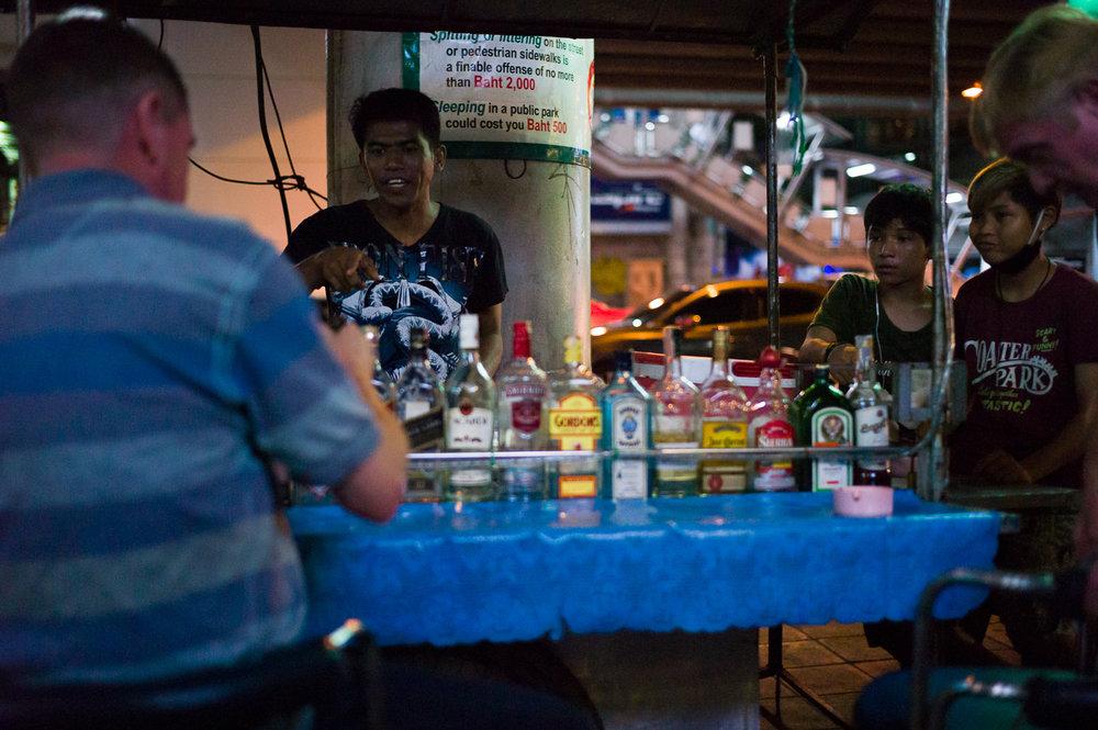Street Bar, Sukhumvit Road, Bangkok