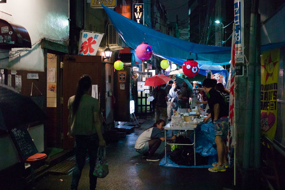 Golden Gai Summer Thanksgiving