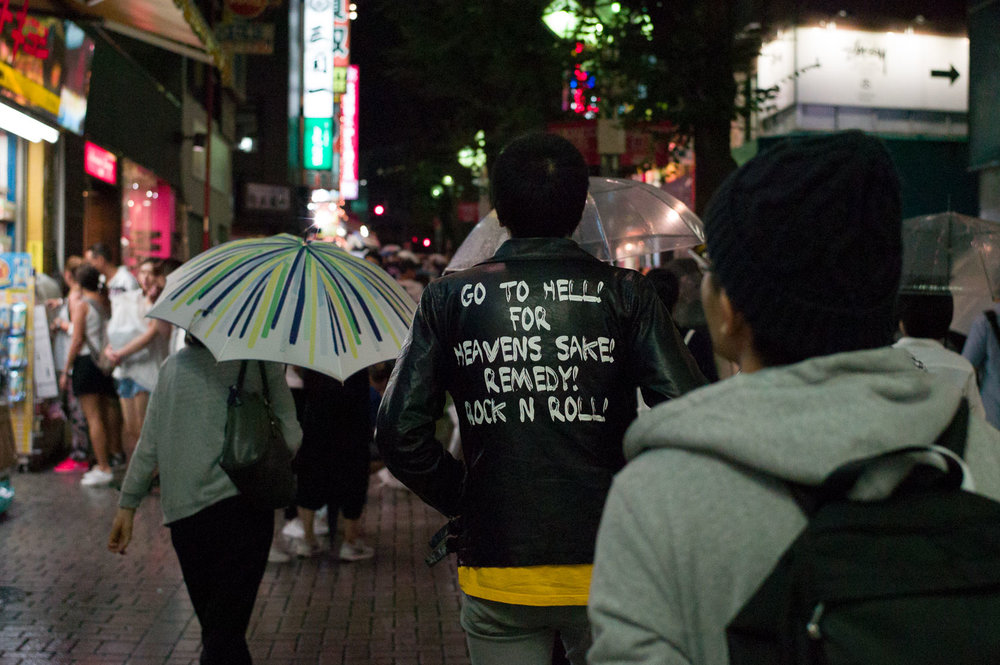 Night Photography Shinjuku