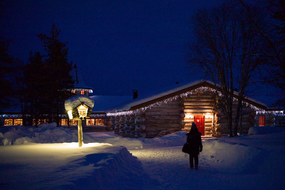 Kakslauttanen Arctic Resort