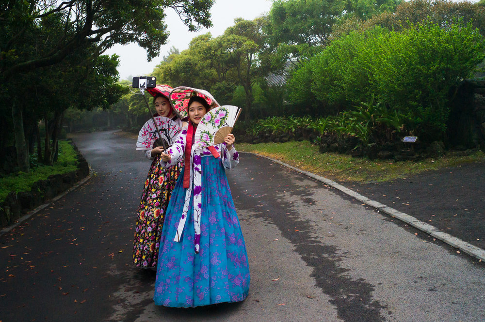 Jeju Folk Village, the site where many famous Kdramas  took place including Daejanggeum series