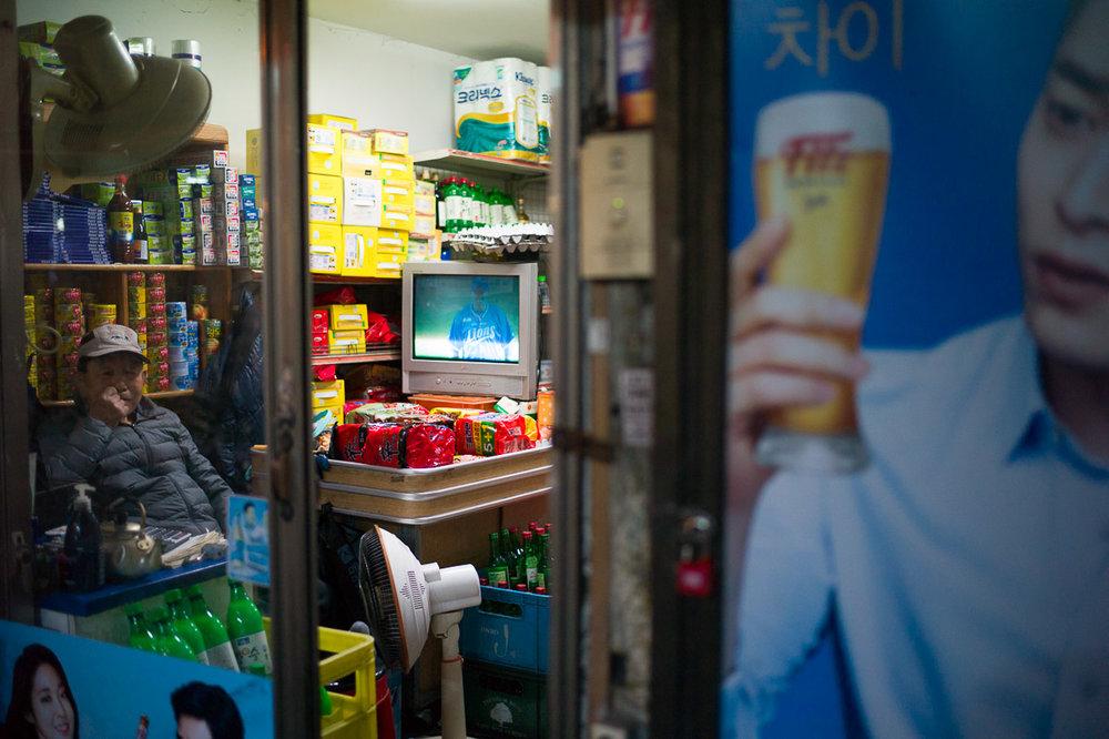 Seoul Street Life Documentary