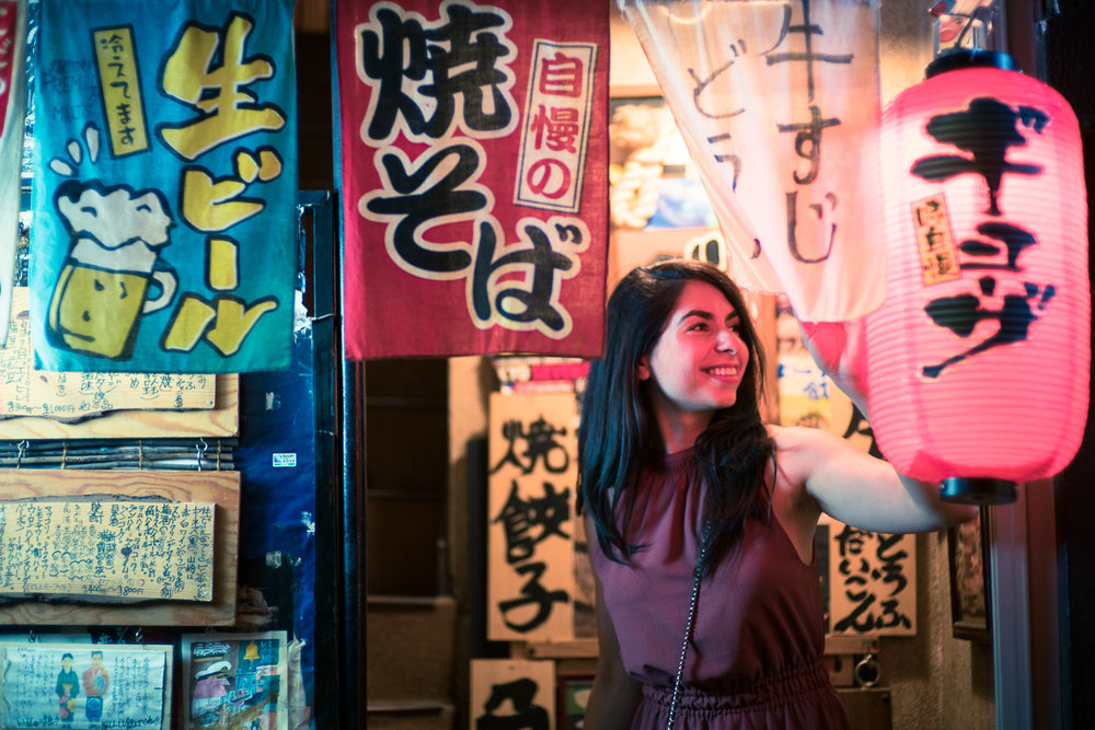 Shinjuku Golden Gai, Tokyo Travel Photography
