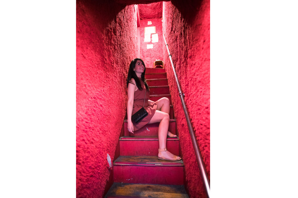 Photographer for Tokyo solo traveler