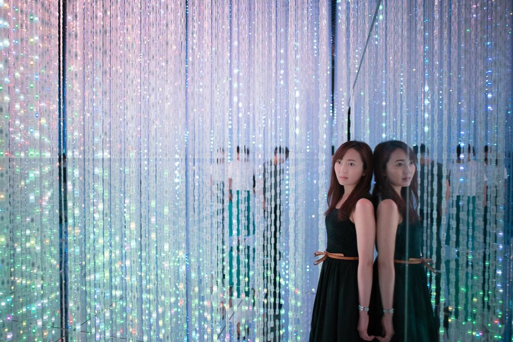 Epson Teamlab Borderless Tokyo