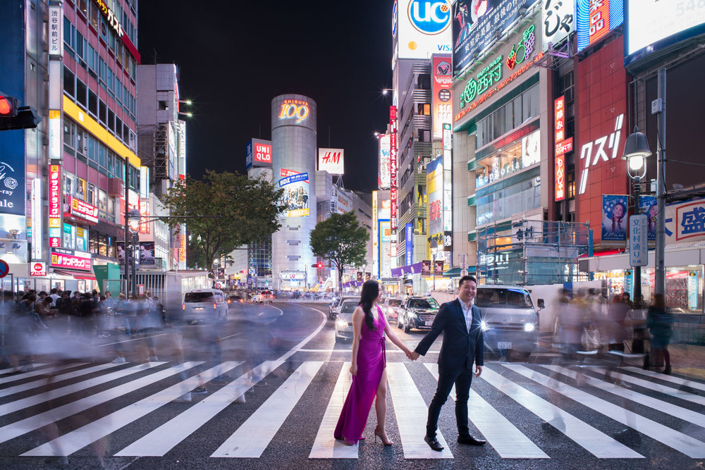 Pre Wedding Photography Shibuya Crossing.jpg