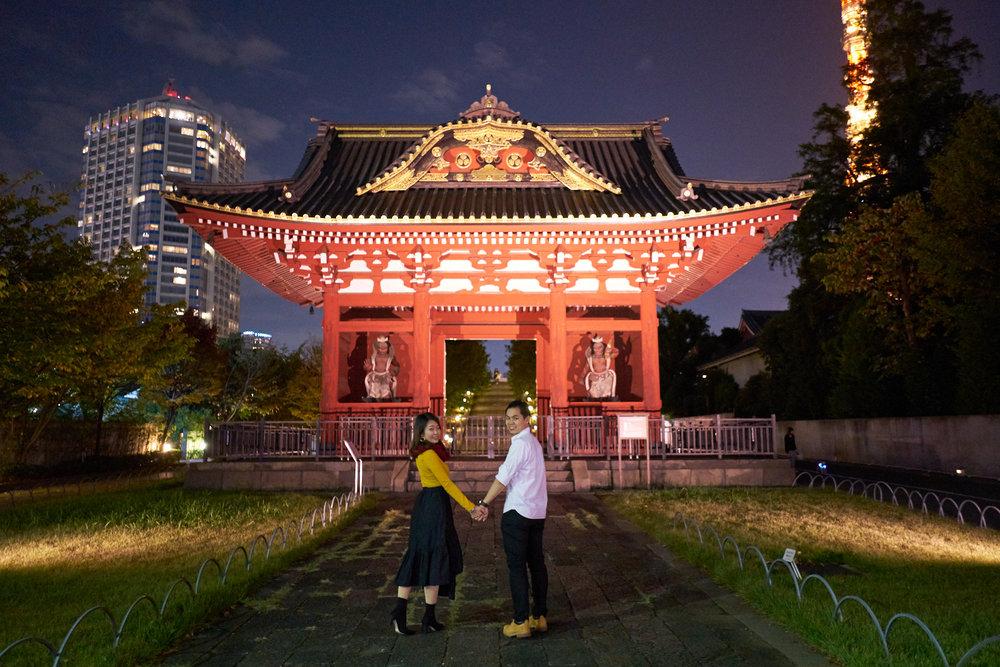 Tokyo Travel Photographer Zojoji Temple.jpg