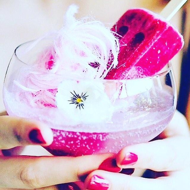 • Delicious • Delectable • • Fuschia Fairy Floss Cocktails • 💎Shop luxe jewelry Link in Bio 💎 #jewelry #jewelrydesigner #art #artist #designer #design