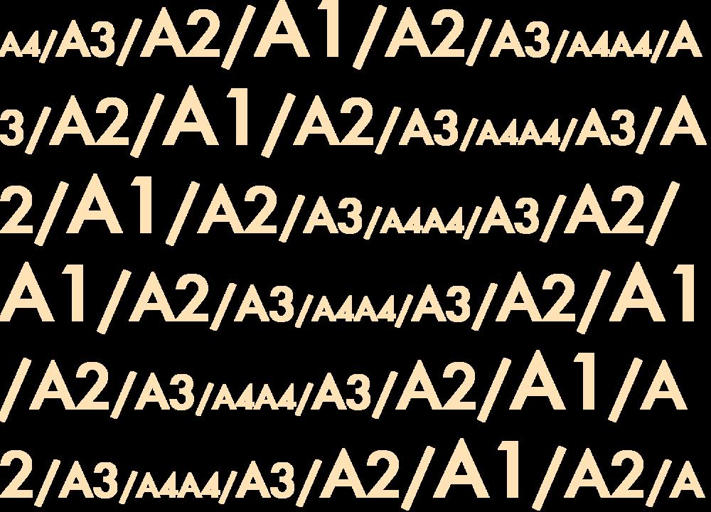 A4/A3A2/A1 - Plakater til events og venner. Hit me up - cheap af.