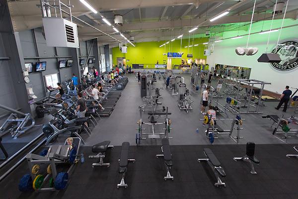 Winners 2000 gym, Newton Abbot