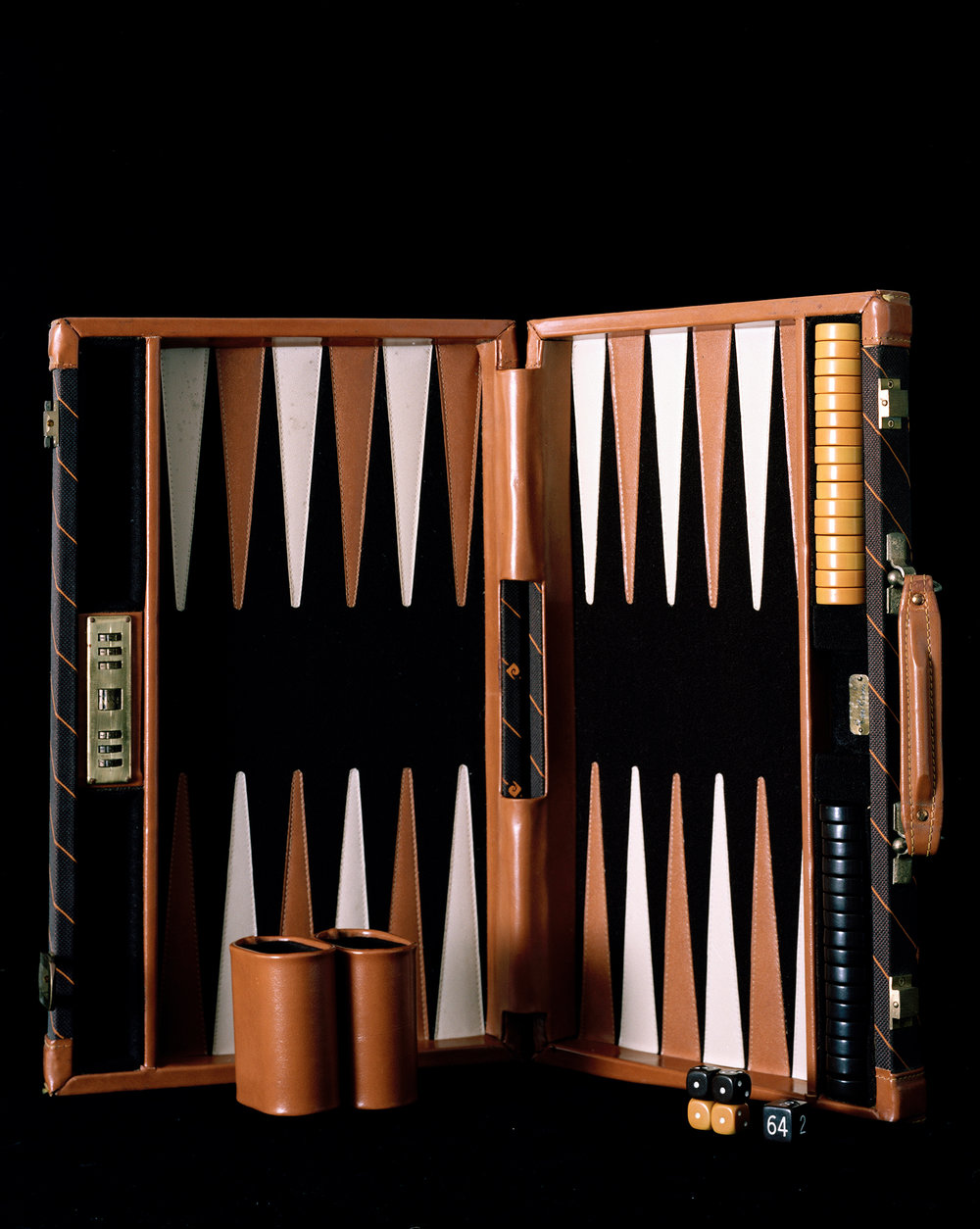 Culture Handbook No. 003 (backgammon set), 2017
