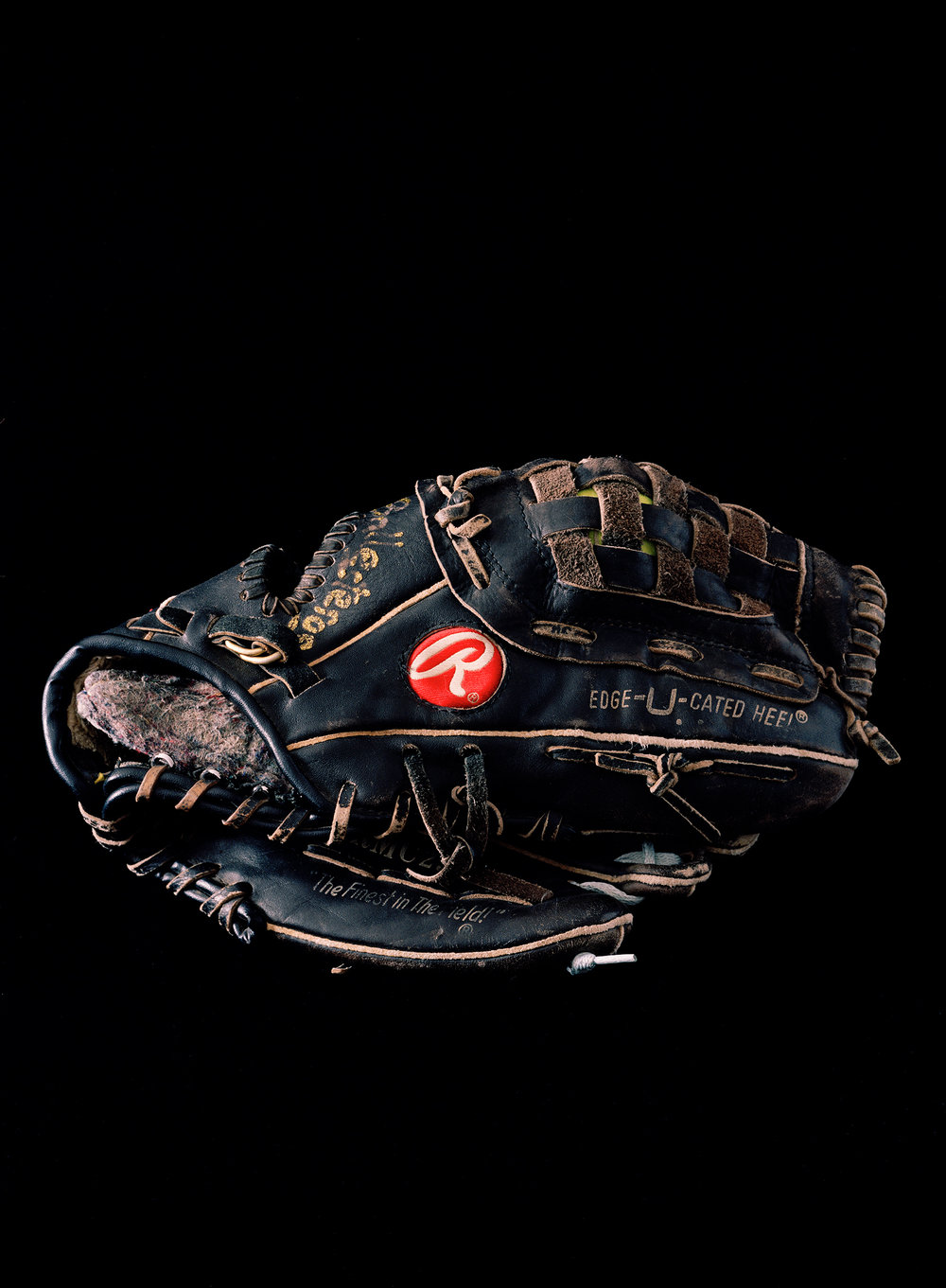 Culture Handbook No. 014 (baseball glove), 2017