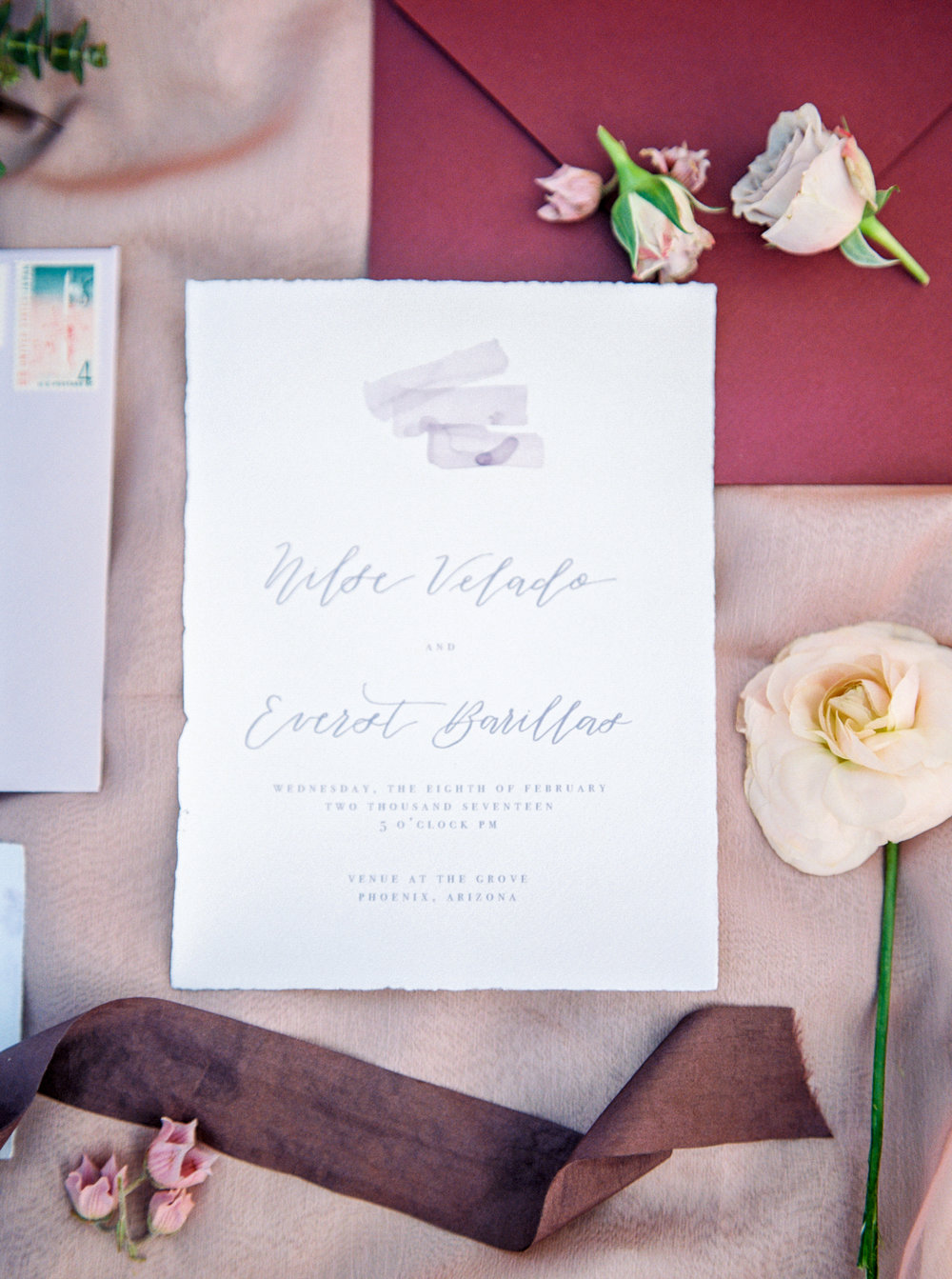 THE WHITE WREN - ELEGANT GARDEN WEDDING2017