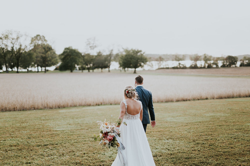 Brittland Estates Coastal Maryland Wedding | Shotgunning for Love Letters
