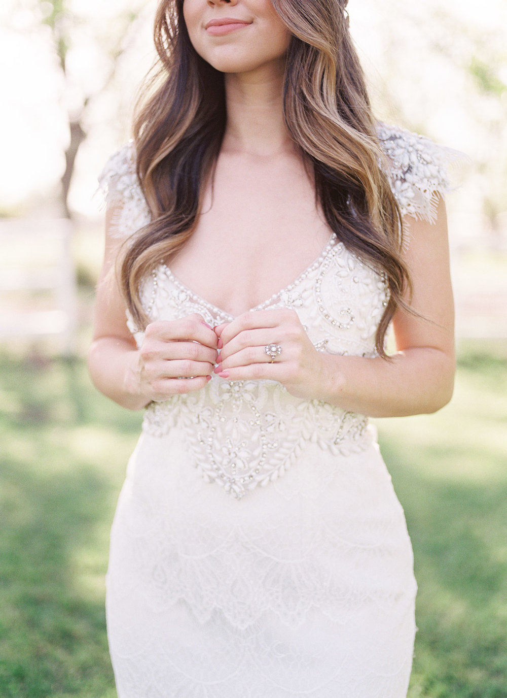 French Countryside Wedding Inspiration in Arizona | Shotgunning for Love Letters