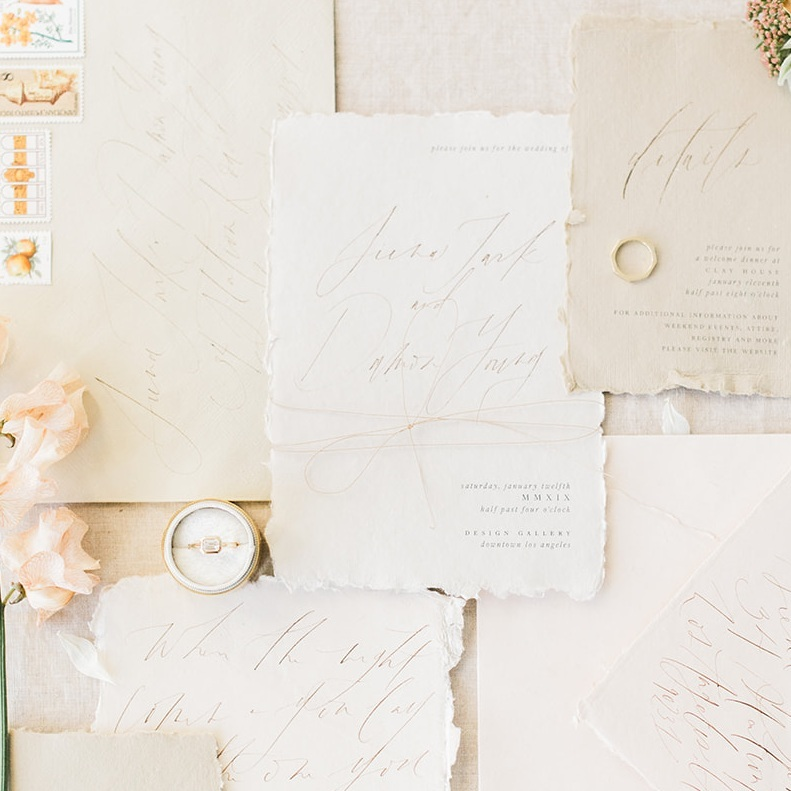 Finest+Paper+Twine+Wedding+Invitations+%7C+Shotgunning+for+Love+Letters