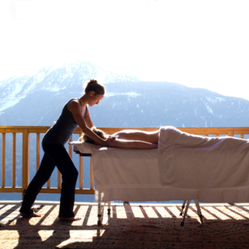 CHALET ROSIERE YOGA AND SKI RETREAT -