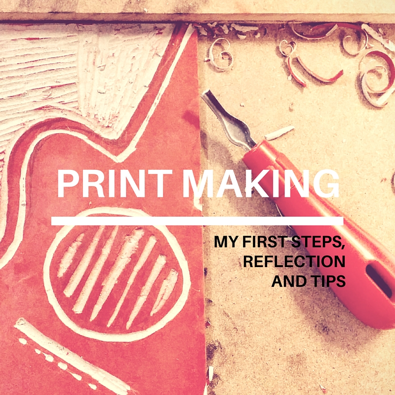 print making, romica spiegl jones
