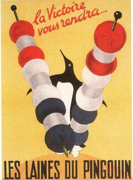 562_001_cp-la-victoire-vous-rendra-les-laines-du-pingouin-publicite-propagande-affiche-1945-collection-kharbine-tapabor-e1509445681547.jpg