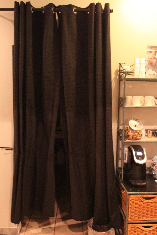Curtain & Rod - $10.00 each