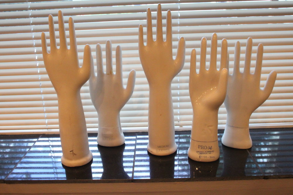 Decorative hands - $25 (for all)