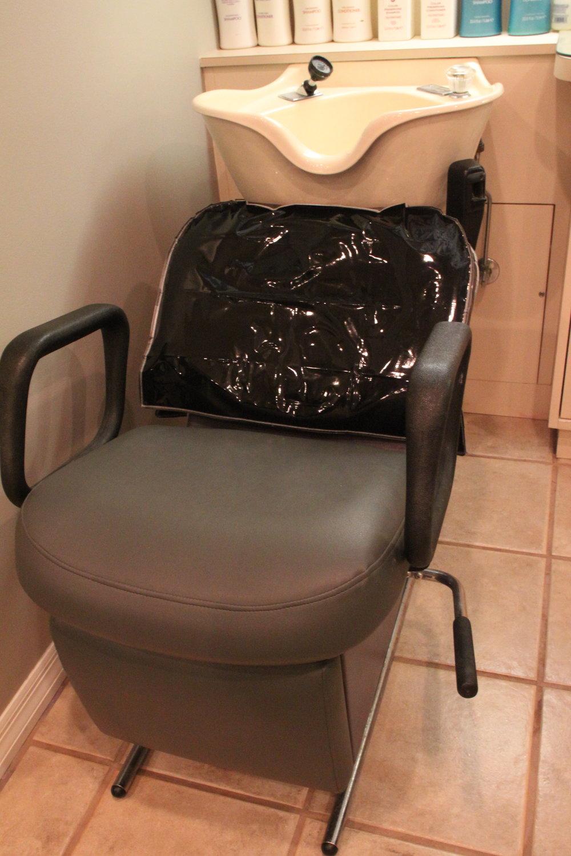 Shampoo Chairs - $30 (each)