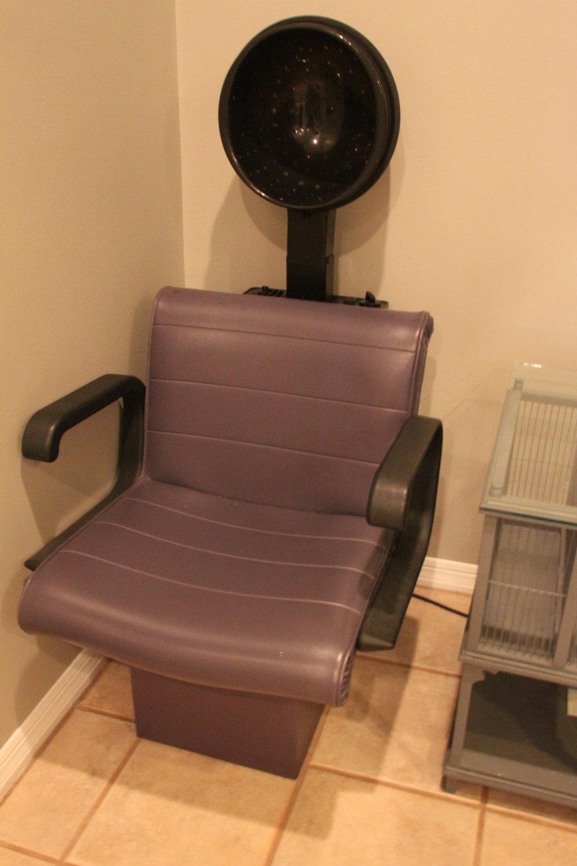 Dryer chairs w/ dryer - $40 (each)