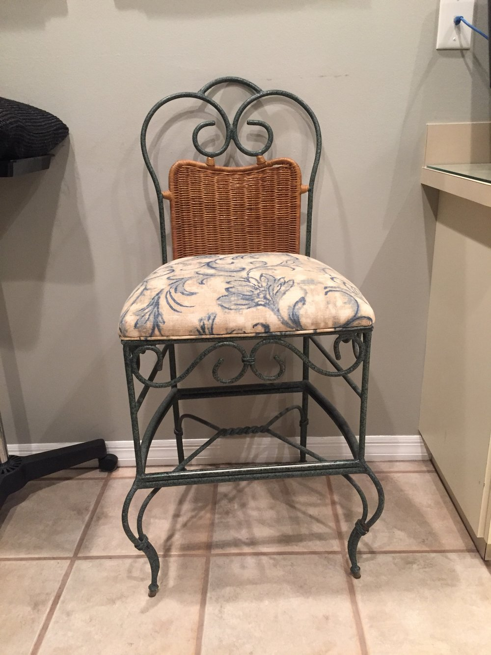 Hi-Back Chair - $40