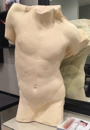 Male Statue - $30