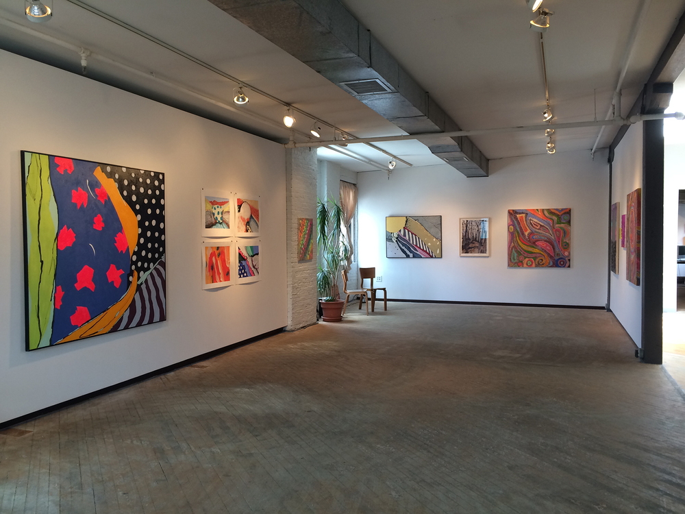 Copy of Spring Into Summer Thrive Exhibition