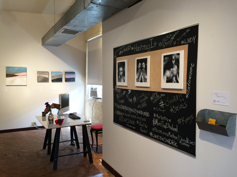 Copy of Late Summer Thrive Pop-Up Exhibition