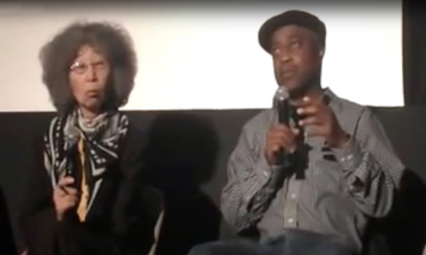 IN AN UNDATED YOUTUBE FRAME GRAB, DIRECTORS DAI SIL KIM-GIBSON AND CHARLES BURNETT ADDRESS THE SOCIAL CLIMATE THAT INCUBATES RACIAL INTOLERANCE. (VIA YOUTUBE)