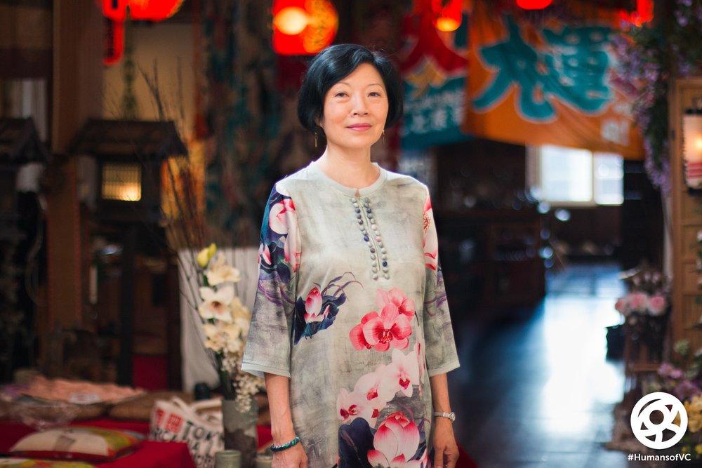 Elizabeth Sung, VC Member/Filmmaker/Actress