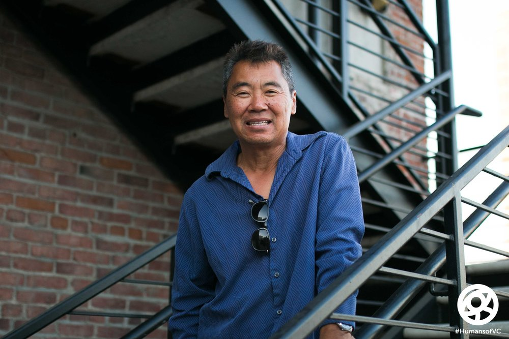Mark Jue, VC Volunteer