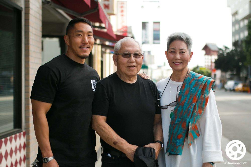 The Nakamura Family