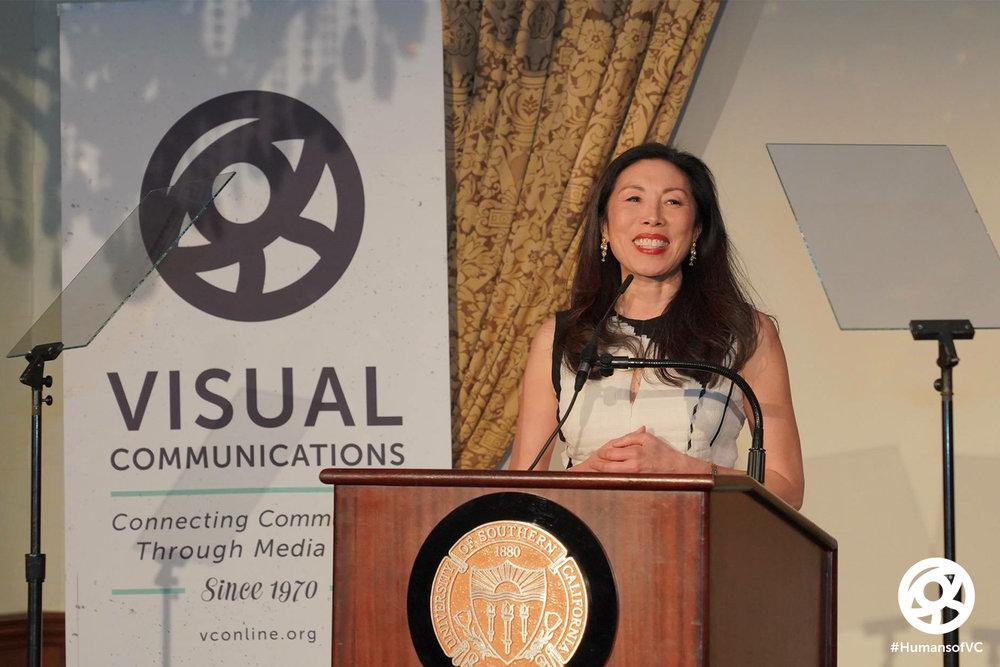 Jodi Long, VC Board Member/Actress